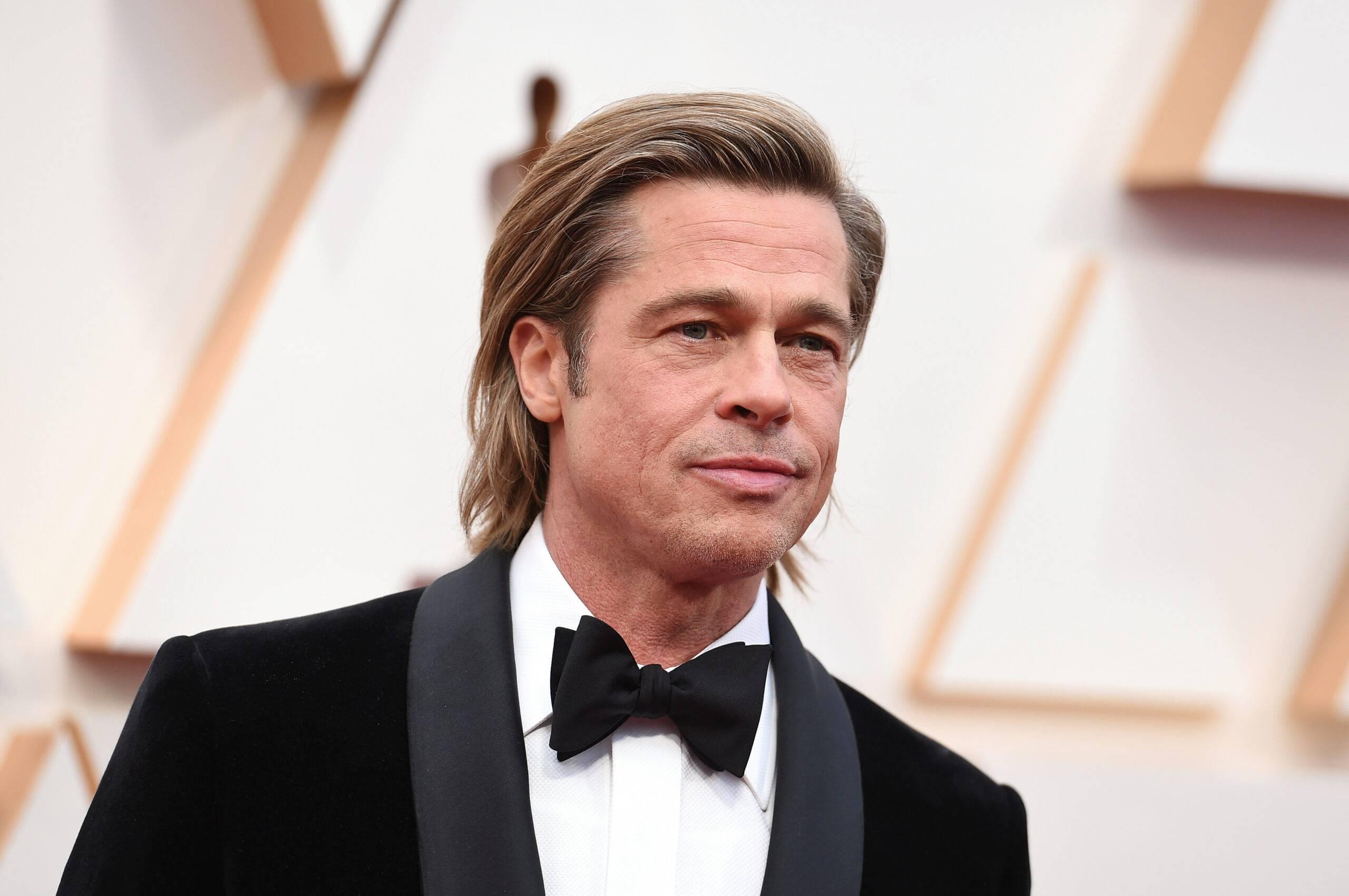 Și-a prins soția în pat cu Brad Pitt! Nu i-a venit să creadă ochilor când a văzut!