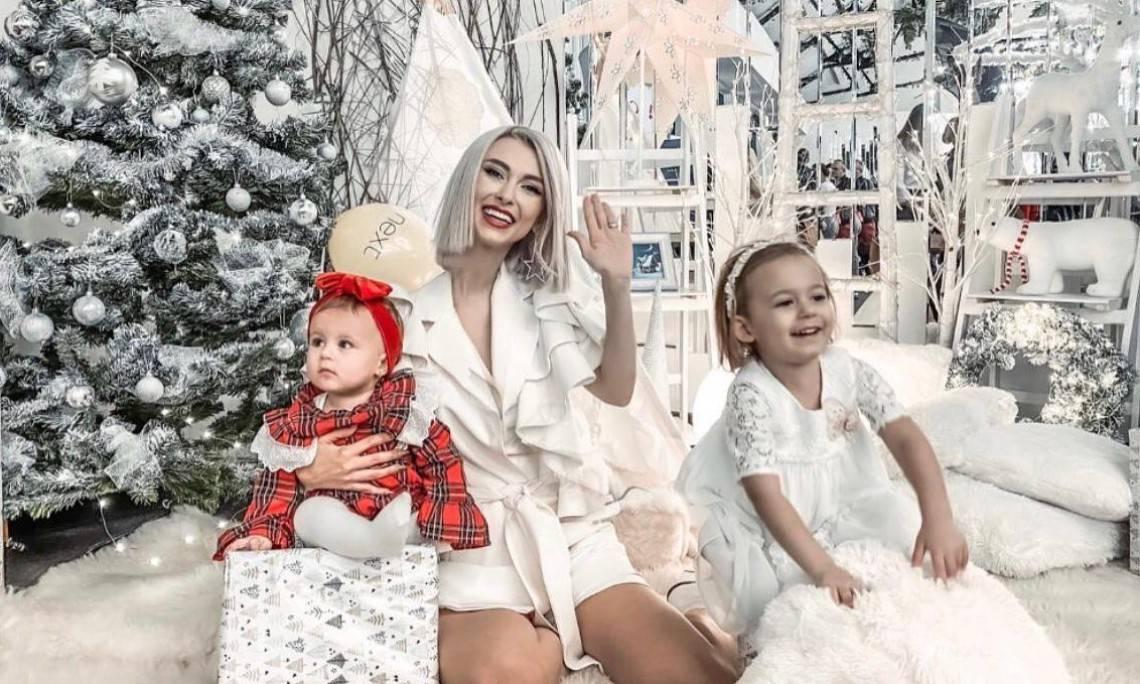 Andreea Bălan, o mamă model. Ce a făcut artista pentru fetele ei.