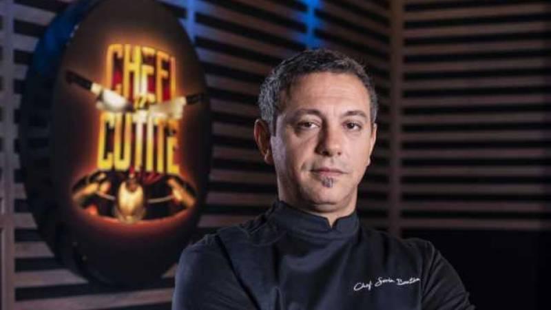 Chef Sorin Bontea are o soție superbă. Află cum arată cea care i-a furat inima acum 26 de ani