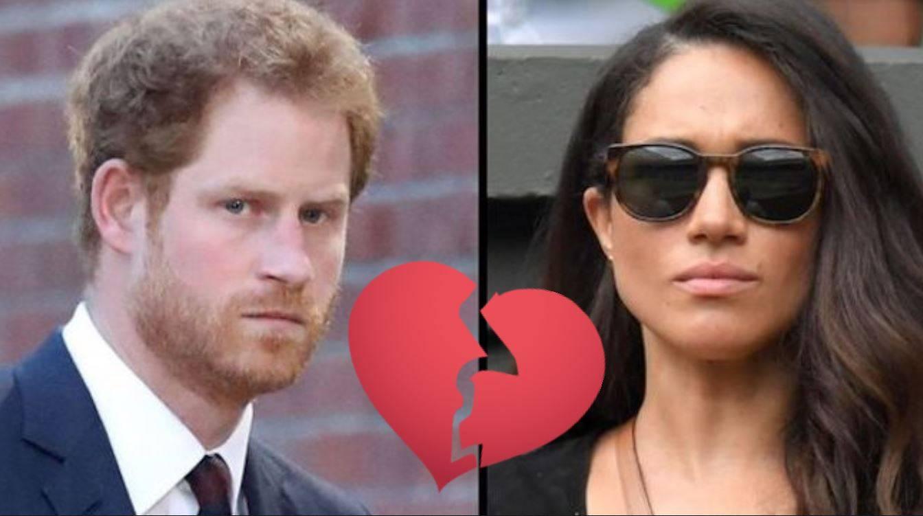 Prințul Harry si Meghan, în pragul divorțului? Ce se întâmplă cu adevărat între cei doi!