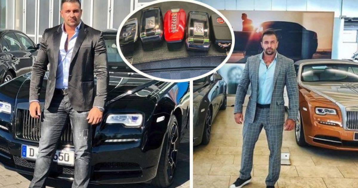 De unde a pornit Alex Bodi în afaceri și care a fost prima mașină a acestuia. Nu s-a născut în lux