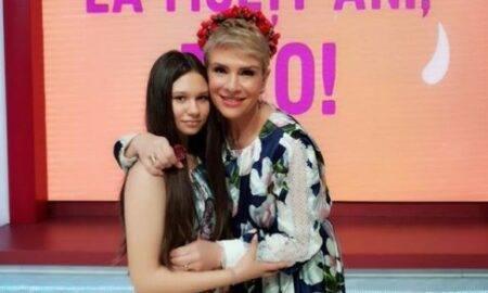Fiica lui Teo Trandafir a crescut! La 16 ani, Maia este o domnișoară cochetă și foarte frumoasă