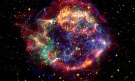 Cum funcționează o Supernova