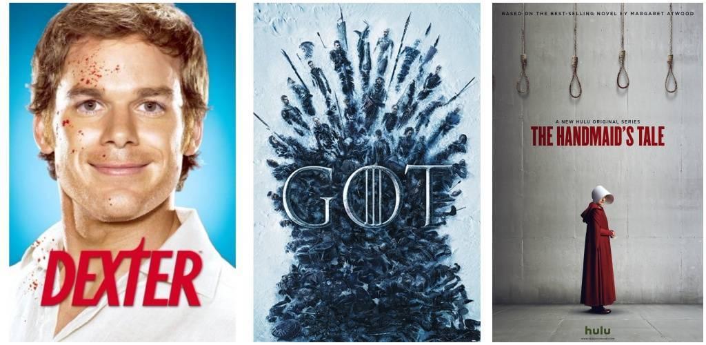 De la Game of Thrones până la The Handmaid's Tale, iată cele mai bune seriale bazate pe cărți de succes