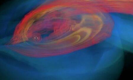 Noi dovezi confirmă în sfârșit teoria modului în care stelele devin mărunțite de găurile negre