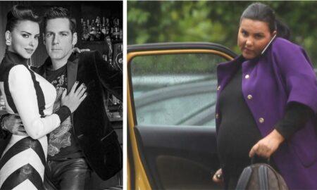 Cât de bine a ajuns să arate Lavinia Pârva, soția lui Ștefan Bănică Jr, după ce a născut?