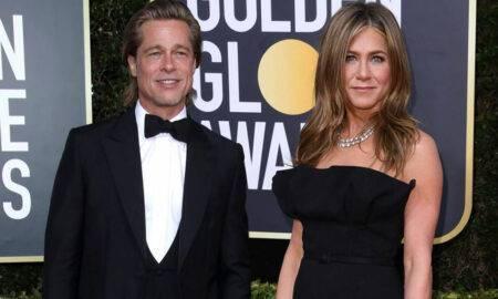 Brad Pitt a reușit să-i câștige înapoi încrederea lui Jennifer Aniston. Există zvonuri că cei doi s-au împăcat