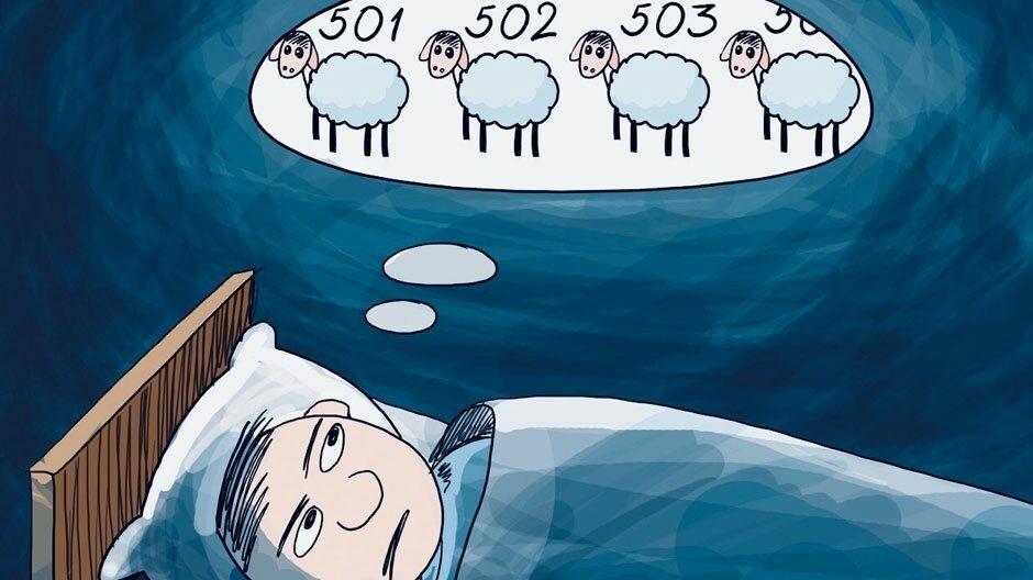 5 motive medicale pentru care nu poți dormi