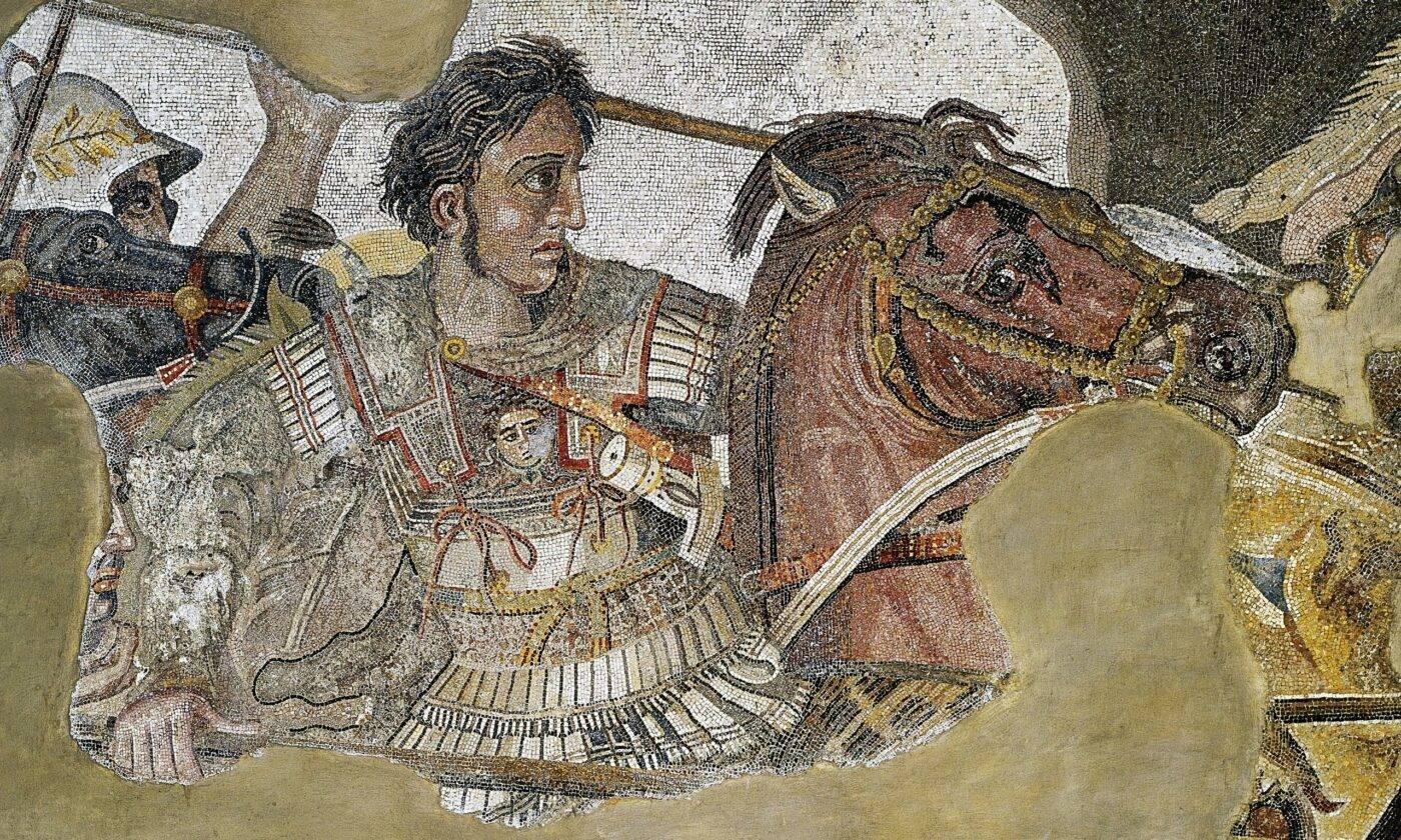 Alexandru cel Mare. Câteva trăsături ale celui mai mare cuceritor