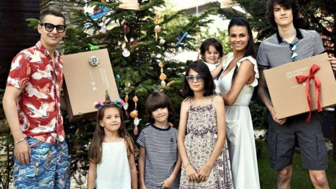 Mesajul emoționant transmis de către Anca Serea, mama eroină a șase copii