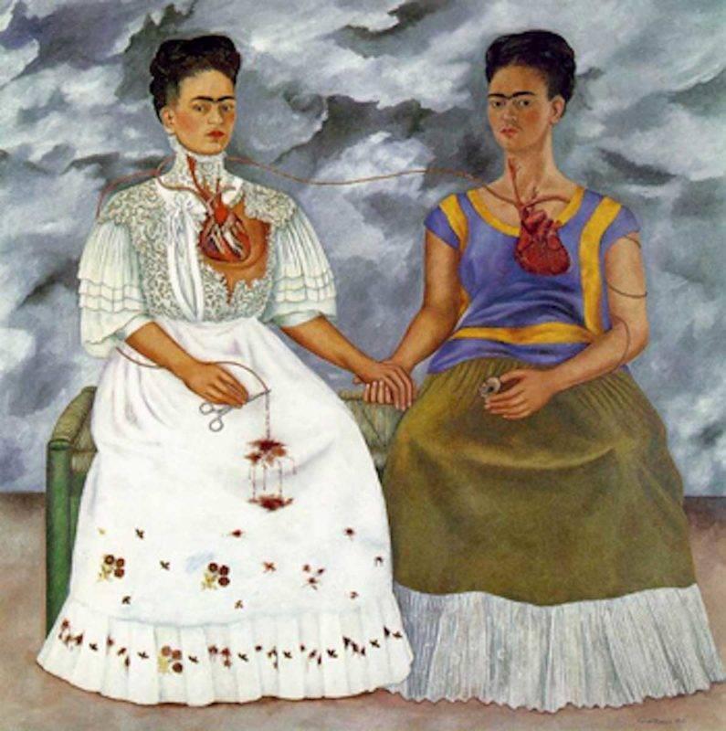 Să bem o cafea alături de Frida Kahlo