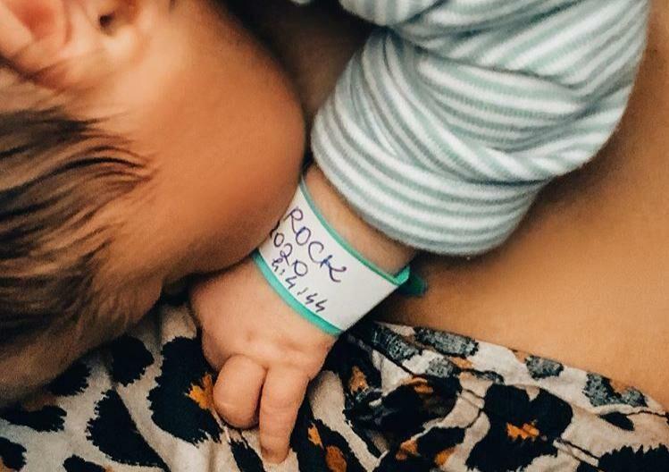 Alina Ceușan, primele declarații despre momentele grele trăite în timpul nașterii