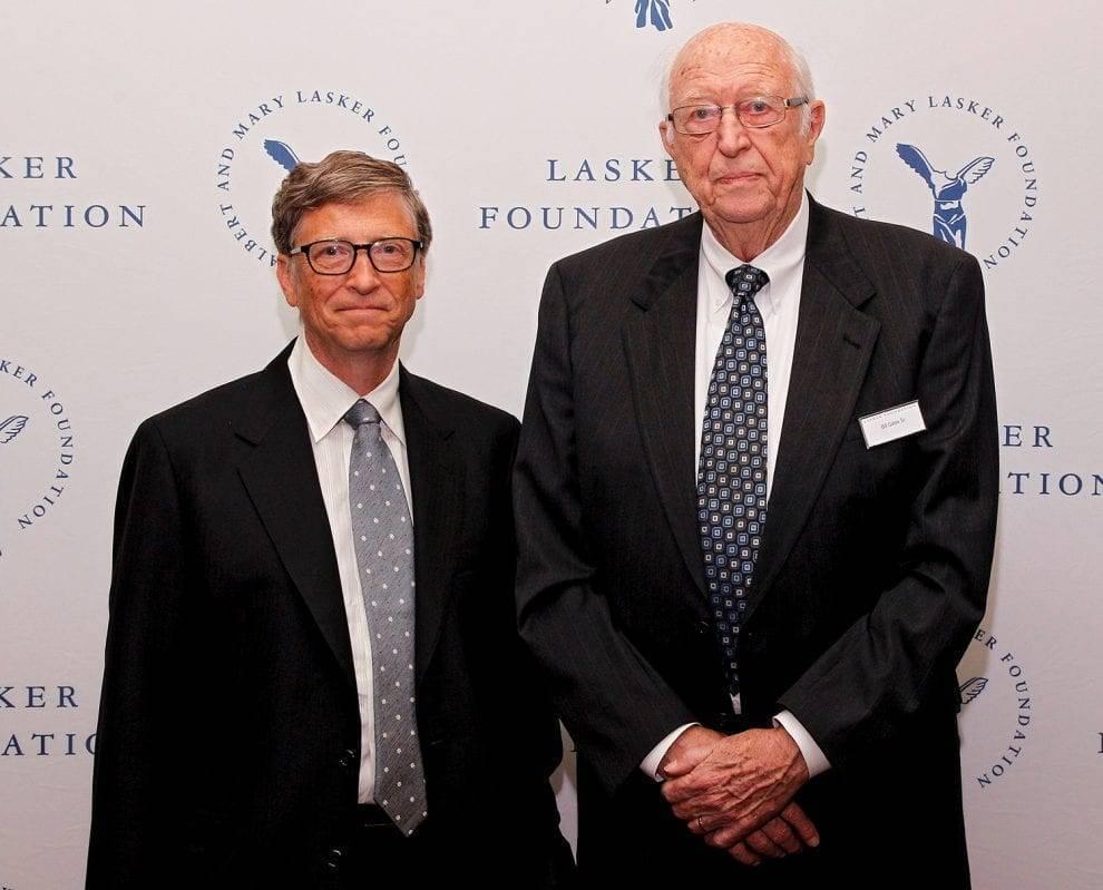 Mesajul emoționant transmis de Bill Gates, după pierderea tatălui său