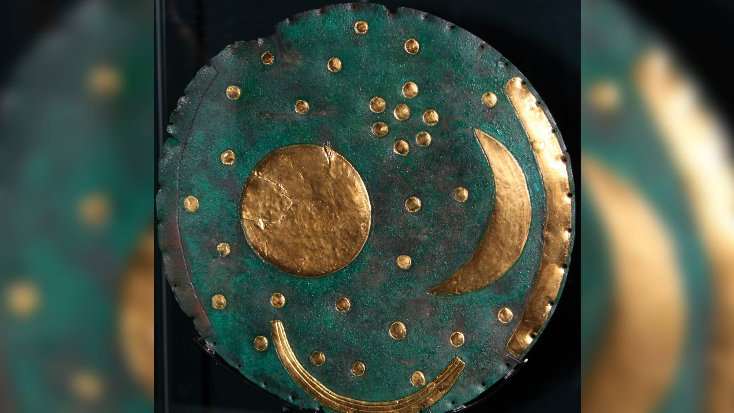"""Cercetările au pus la îndoială """"discul cerului"""" considerat a fi cea mai veche reprezentare a cerurilor"""