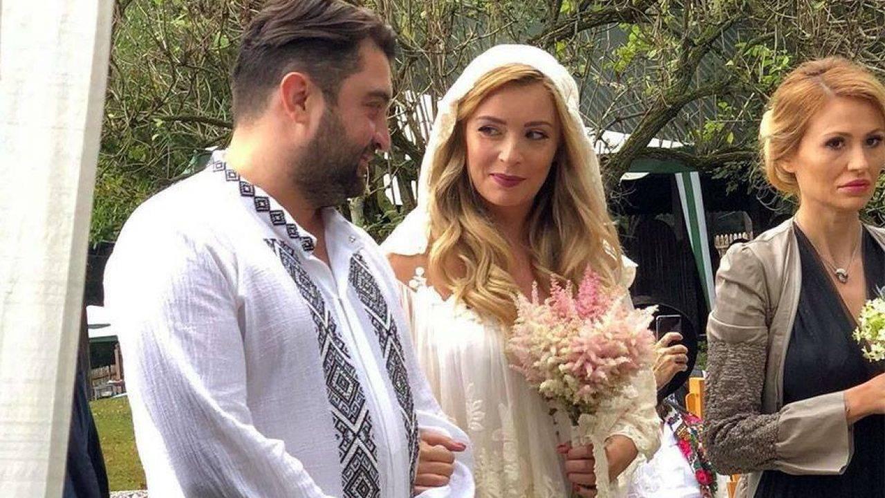 Mesajul emoționant transmis de Diana Dumitrescu în online, cu ocazia sărbătoririi celor doi ani de căsnicie