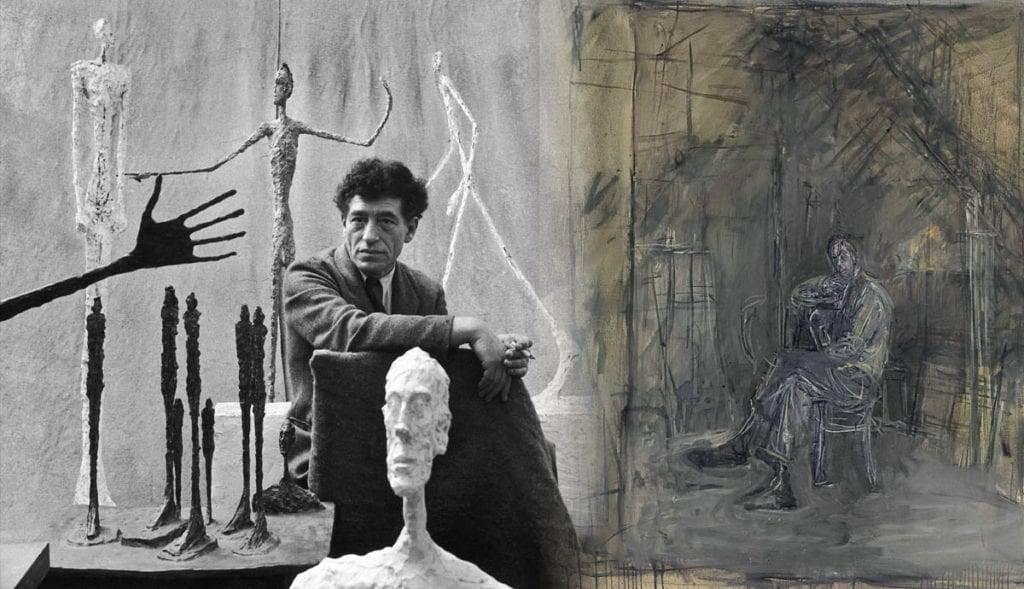 Disperarea nihilistă în picturile lui Alberto Giacometti