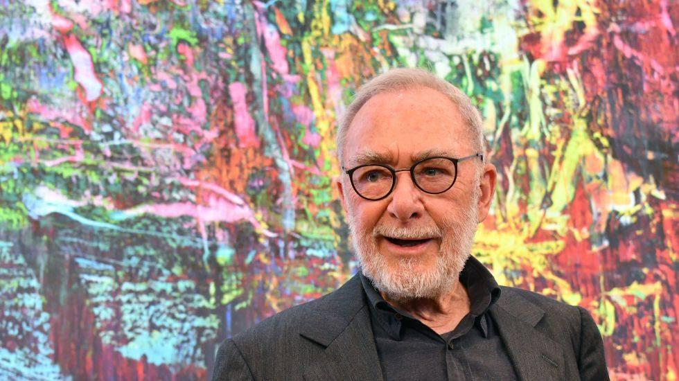Pictorul pionier Gerhard Richter Primul artist pop din Germania