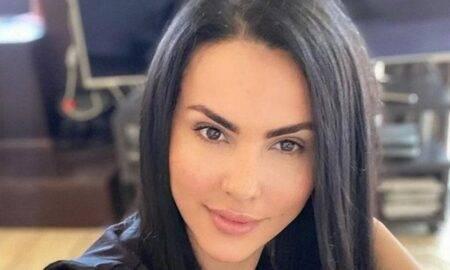 Cu ce schimbare de look a apărut recent Lavinia Pârva, soția lui Ștefan Bănică Jr.