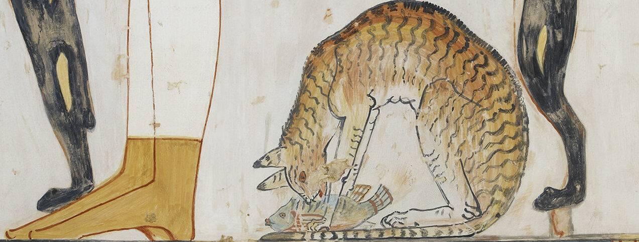 De ce egiptenii antici iubeau atât de mult pisicile