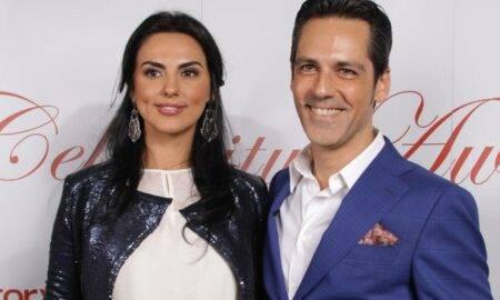 Ștefan Bănică Junior trăiește alături de actuala sa soție, Lavinia Pârva, una dintre cele mai frumoase povești de dragoste