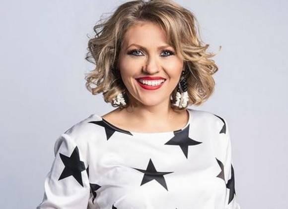 Mirela Vaida, apariție copilărească în direct la TV