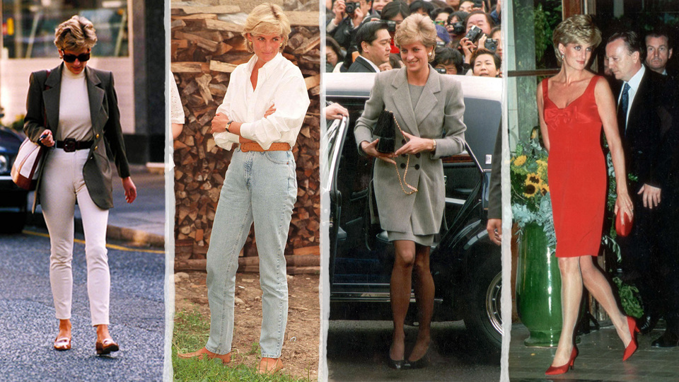 """9 sfaturi de stil de la Prințesa Diana pe care trebuie să le """"furați"""""""