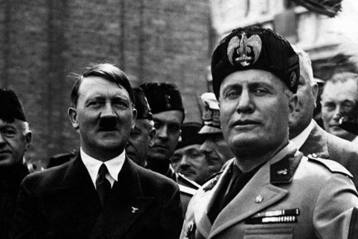Benito Mussolini, Dictator fascist al Italiei