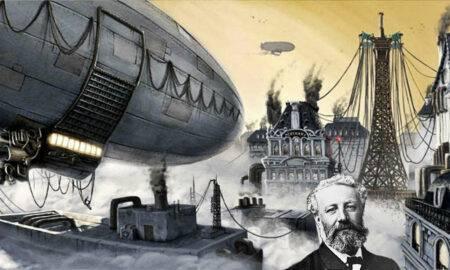 Jules Verne cel mai mare visător. Un periplu cu eternul călător
