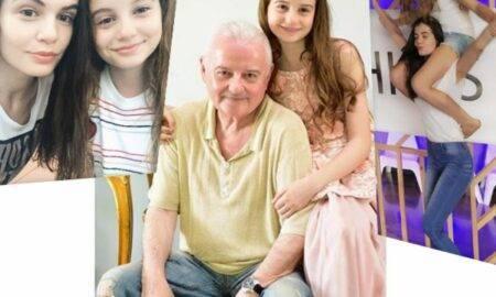 Irinel Columbeanu suferă nespus! Nu și-a mai văzut fetița de 2 ani