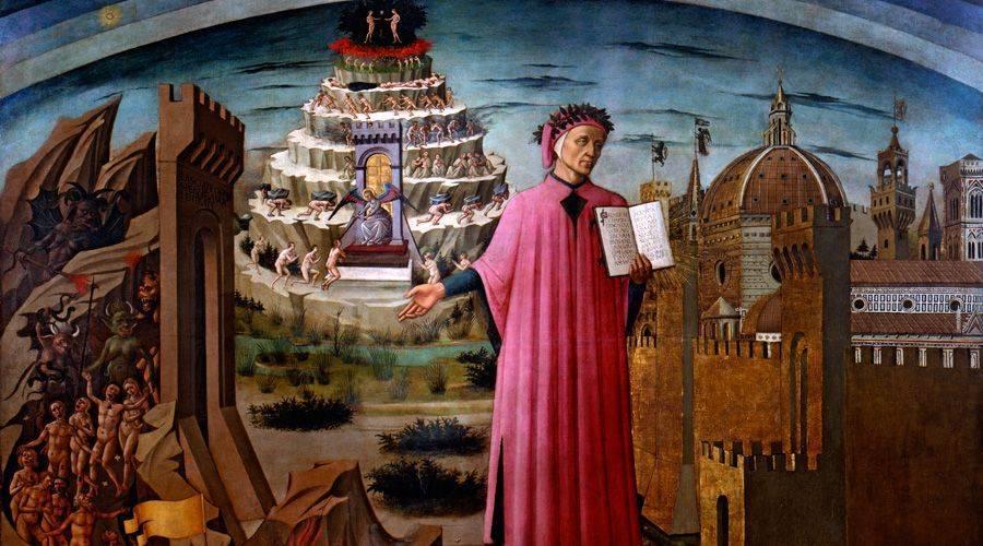 Divina Comedie a lui Dante Alighieri. Un poem care vorbește despre celălalt tărâm