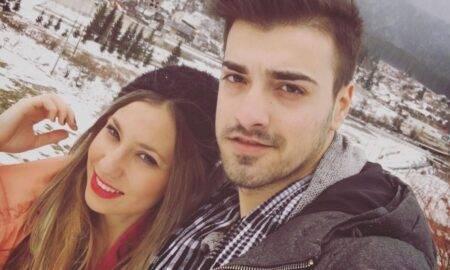 Moment plin de lacrimi pentru iubita lui Liviu Teodorescu. Artistul a cerut-o în căsătorie