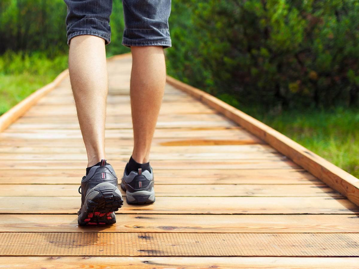 5 lucruri care se întâmplă corpului tău când începi să mergi 10.000 de pași pe zi