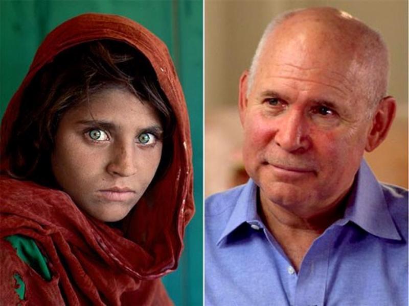 Steve McCurry: Lumea vazută prin ochii unui fotograf