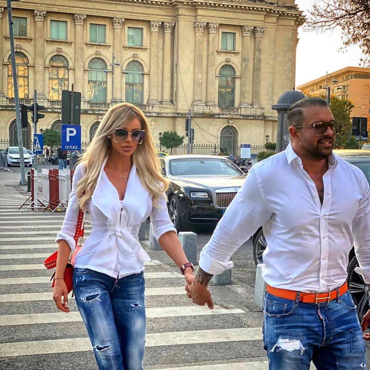 Ce a făcut Bianca Drăgușanu în timp ce fostul ei soț se pregătea de arestare?