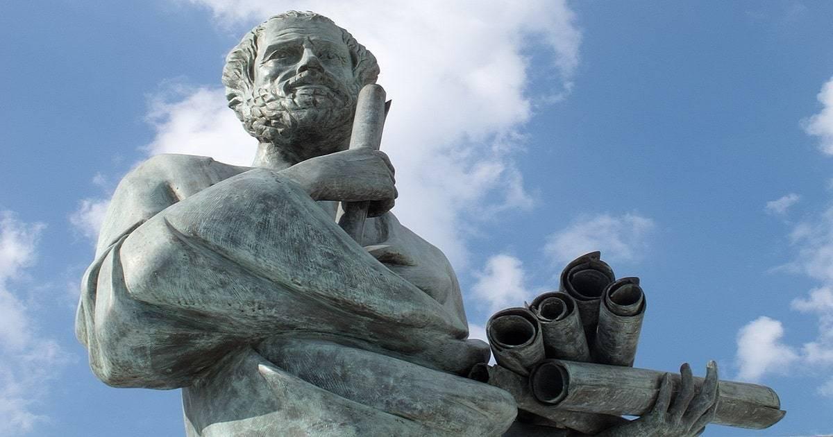Aristotel părintele metafizicii și al tuturor științelor