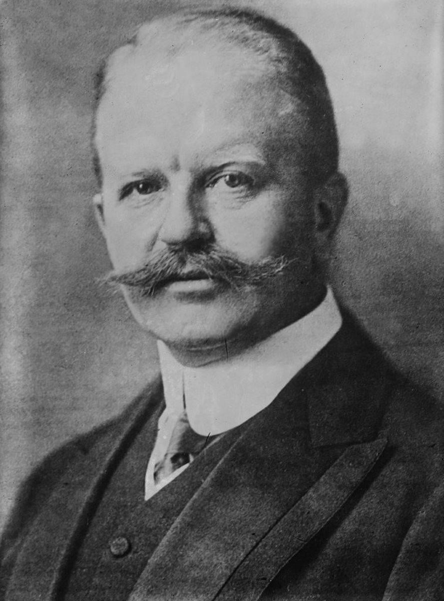 Deciziile lui Arthur Zimmermann, secretar german de externe al Primului Război Mondial