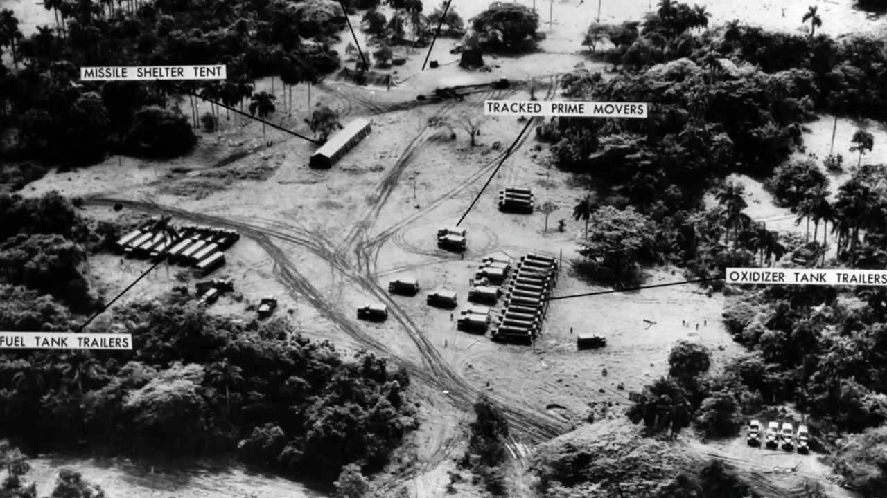Criza rachetelor din Cuba. Pe vremea când Hrușciov aproape pornea un război nuclear