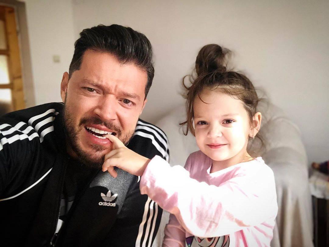 Cum se descurcă Victor Slav în calitate de tată și cum i-a explicat Sofiei divorțul de Bianca Drăgușanu