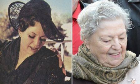 Draga Olteanu Matei am murit la 87 de ani după ce a fost în comă indusă timp de 4 zile