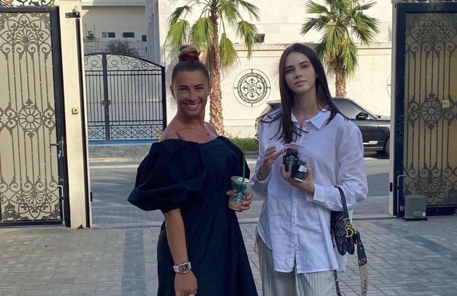 Fiica Aneimaria Prodan îi calcă pe urme! La 21 de ani, Rebecca conduce propria echipă de fotbal
