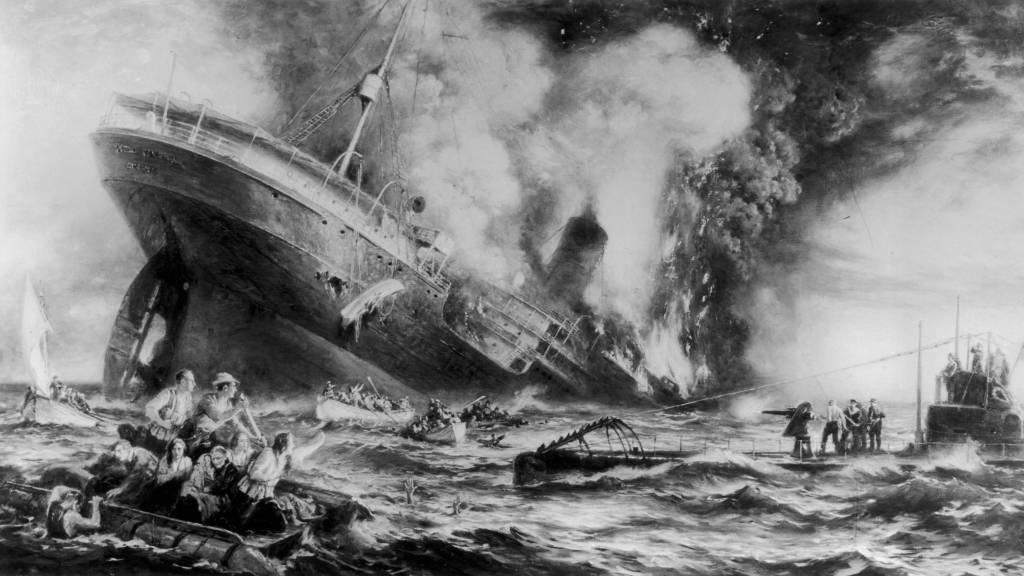 Germania a fost condusă către eșecul din Primul Război Mondial de un submarin