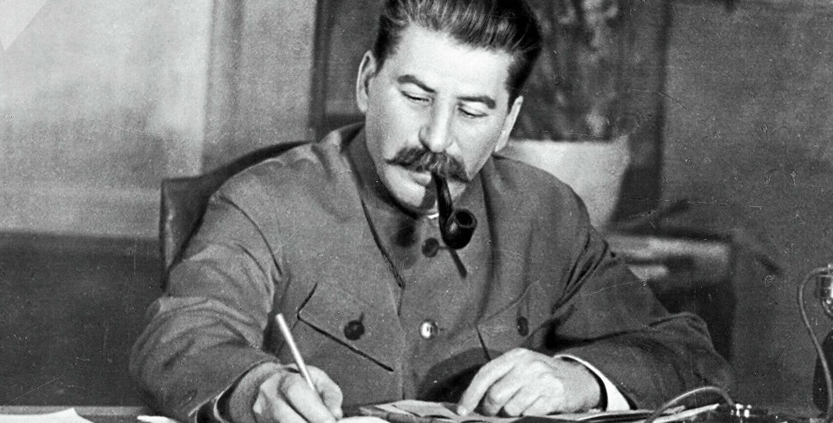 Iosif Stalin, dictatorul Uniunii Sovietice