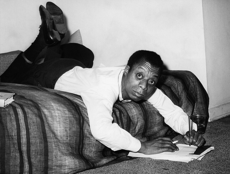 James Baldwin, 1963. Courtesy: CSU Archives/Everett Collection