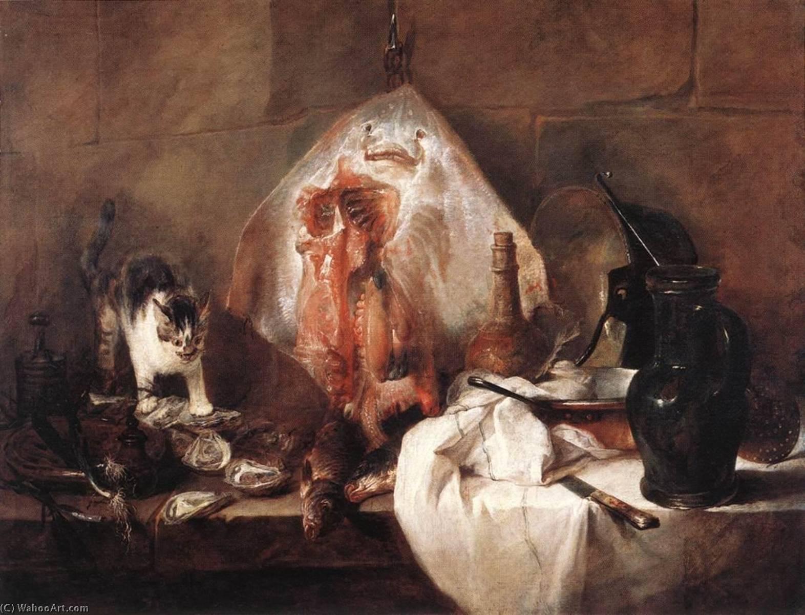 Jean-Baptiste-Siméon Chardin, marele magician