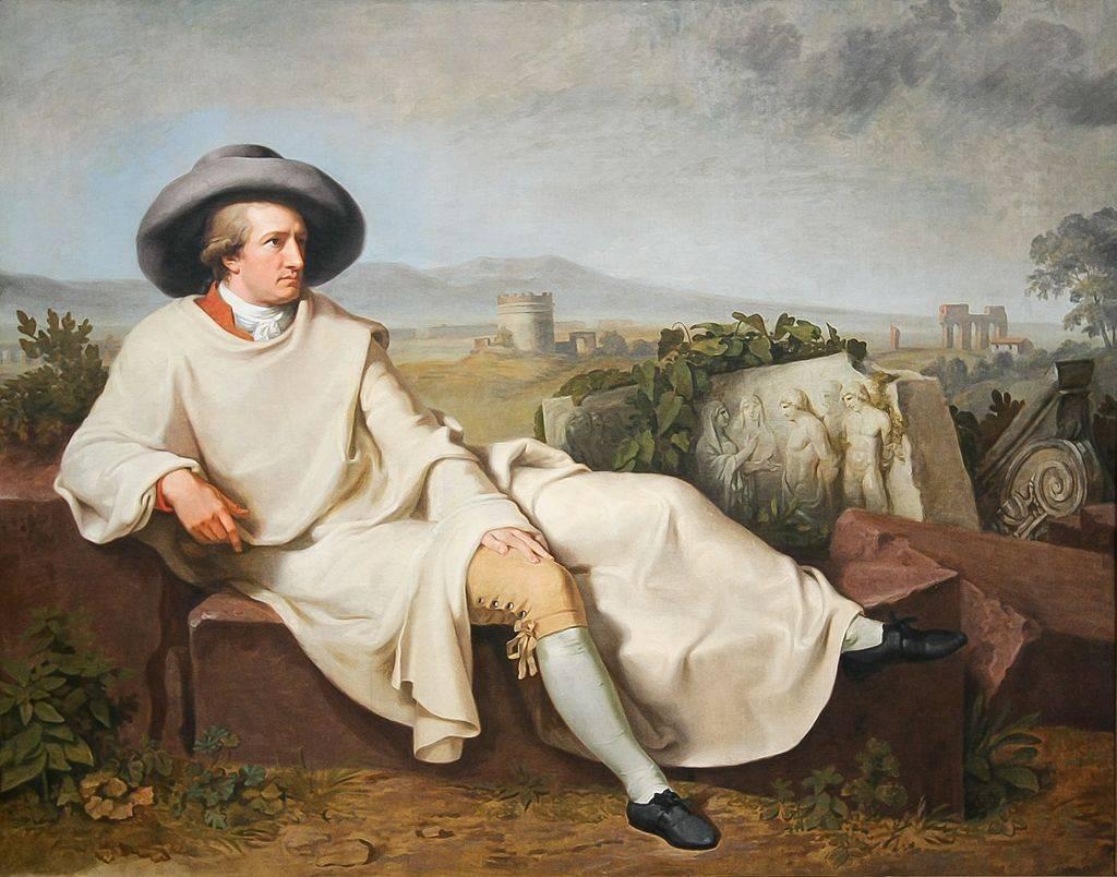 Johan Wolfgang von Goethe adevăratul creator al romantismului