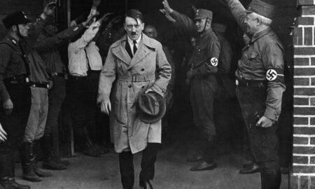 Liderul nazist Adolf Hitler a murit sau nu în urma unui act suicidal