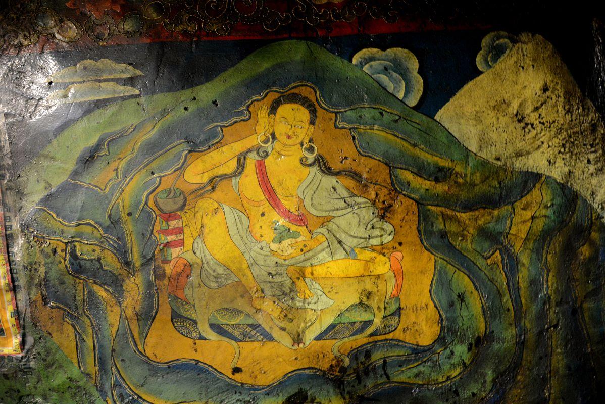 Milarepa, faimosul yoghin tibetan. Cântece pentru suflet