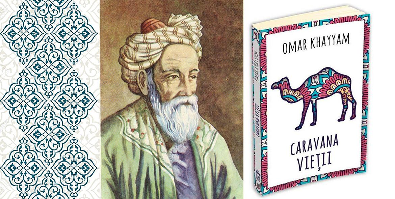 Omar Khayyam, Caravana vieții - nu-s nici păgân cu totul, nici cu totul musulman