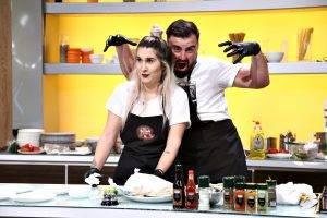 Cum a ajuns Cătălin Rizea să concureze pentru un loc în finala emisiunii Chefi la cuțite?