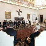 Papa Francisc, întâlnire la Vatican cu jucătorii din NBA